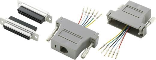 Conrad Components D-SUB adapter D-sub bus 25-polig - RJ12-bus 1 stuks