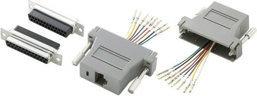Conrad Components D-SUB adapter D-sub bus 25-polig - RJ45-bus 1 stuks