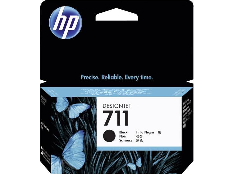 HP Inkt 711 Origineel Zwart CZ129A