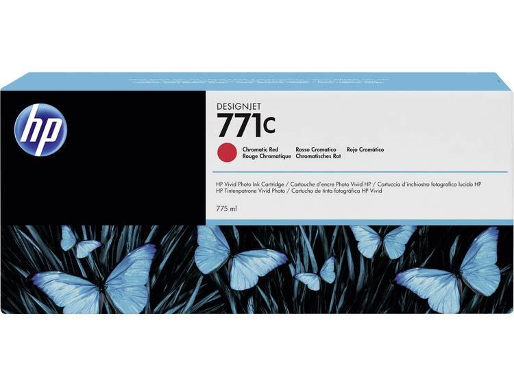HP Inkt 771C Origineel Rood B6Y08A