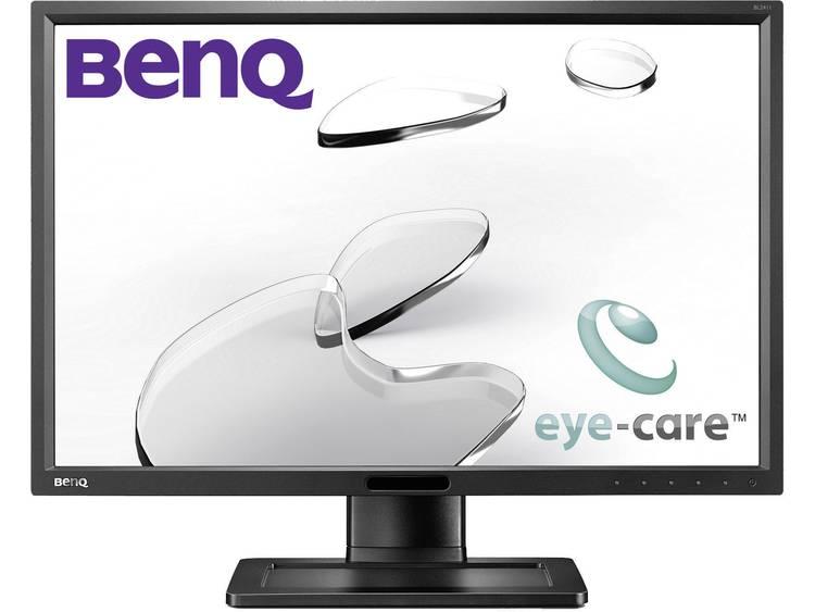 LED-monitor 61 cm (24 inch) BenQ BL2411PT Energielabel n.v.t. 1920 x 1200 pix 5 ms DisplayPort, DVI, VGA IPS LED