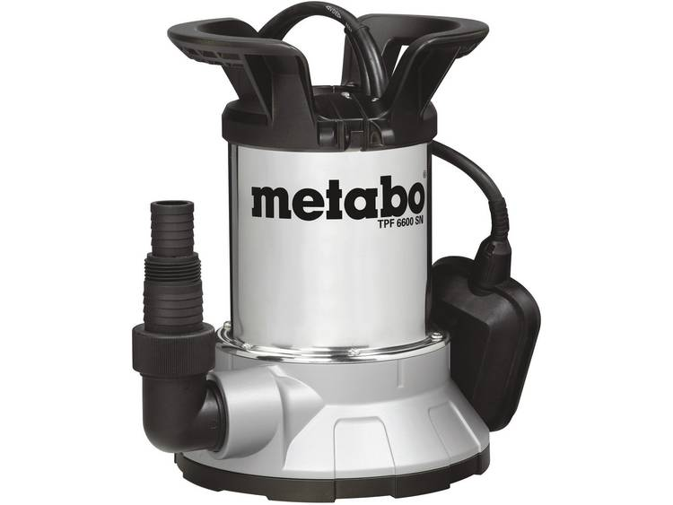 Metabo Dompelpomp Tpf6600snvlotter 450W