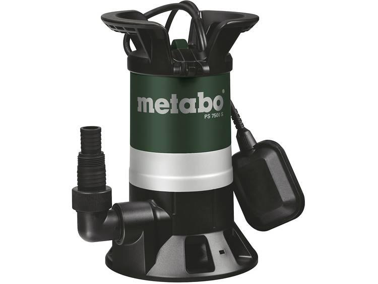 Metabo Dompelpomp Ps7500svlotter 450W