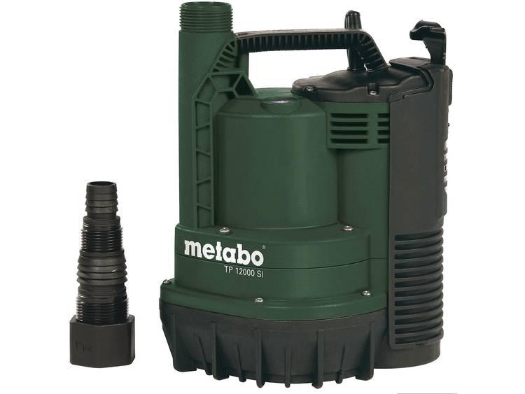Metabo Dompelpomp Tp 12000 Si