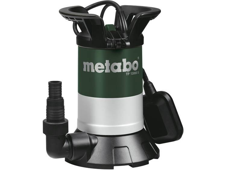 Metabo TP 13000 A Schoonwaterpomp-Dompelpomp