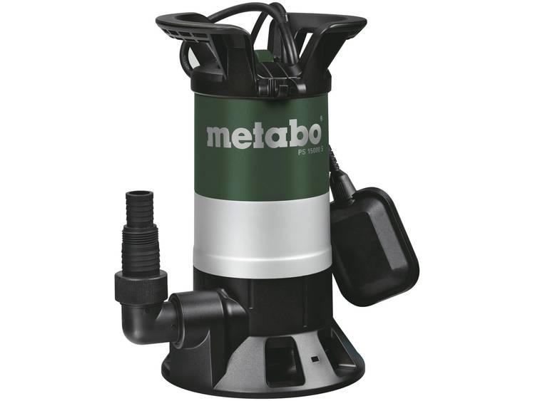 Metabo Vuilwater Dompelpomp Ps 15000 S