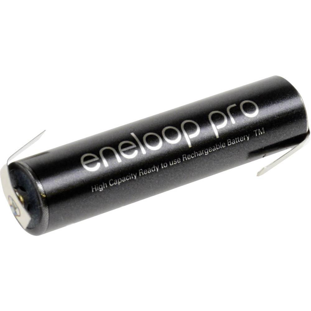 Panasonic eneloop Pro ZLF Specialbatteri laddbart AAA (R03) Z-lödfana NiMH 1.2 V 900 mAh