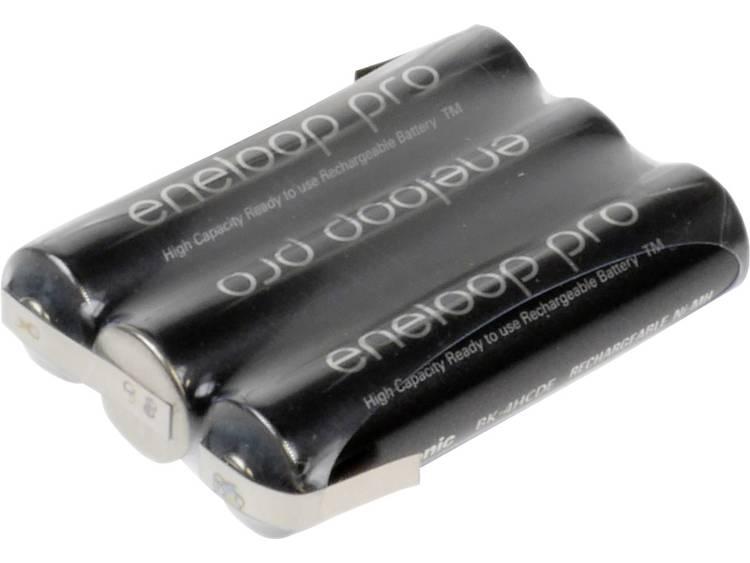 Panasonic eneloop Pro Accupack NiMH 3.6 V 900 mAh AAA (potlood) Z-soldeerlip