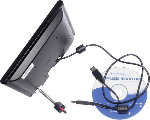 Krämer Automotive V800 Touchscreen monitor 20.3 cm (8 inch) 4:3 USB