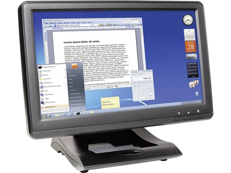 Krämer Automotive V1000 Touchscreen monitor 25.7 cm (10.1 inch) 1024 x 576 pix 16:9 USB