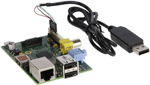Raspberry Pi USB-kabel USB RB-TTL Raspberry Pi®