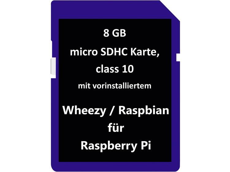 Raspberry Pi besturingsstysteem Raspberry Pi® A, B, B+