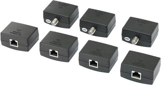 VOLTCRAFT Remote-ID REMOTE ID Adapter voor leidingsidentificatie remote-ID2-ID8 Geschikt voor LAN-kabeltester CT-20TDR