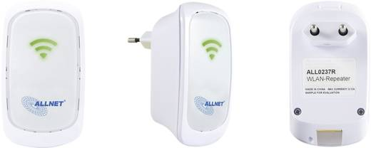 Allnet ALL0237R WiFi versterker 300 Mbit/s 2.4 GHz