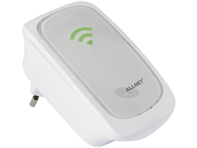 Allnet ALL0237R WiFi versterker 300 Mbit/s 2.4 GHz