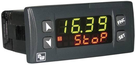 Wachendorff TI327401 Timer/tijdrelais TI327401 Inbouwmaten 32 x 74 mm
