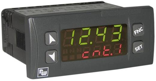 Wachendorff ZD327401 Teller met voorinstelling/frequentiedisplay ZD327401 Inbouwmaten 48 x 48 mm