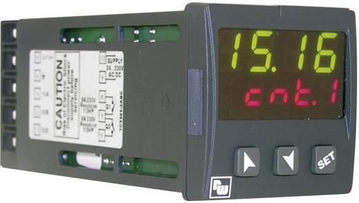 Wachendorff VZ484801 Teller met voorinstelling/frequentiedisplay VZ484801 Inbouwmaten 48 x 48 mm