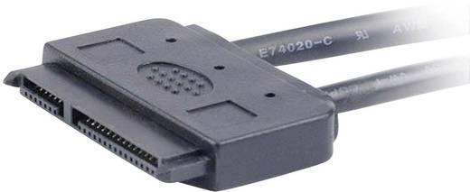 Akasa Harde schijf Adapter [1x SATA-combi-bus 15+7-polig - 1x USB 2.0 stekker A, eSATA-stekker 7-polig] 0.40 m Zwart