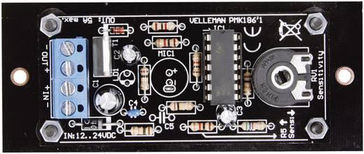 Velleman MK186 LED-lichtorgel Uitvoering (bouwpakket/module): Bouwpakket 12 V/DC, 24 V/DC