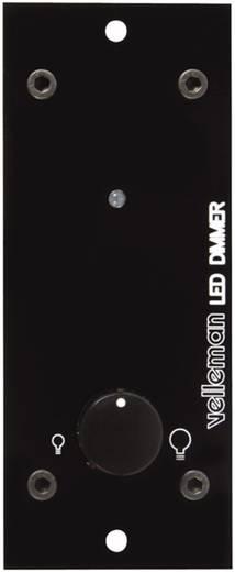 Velleman MK187 Dimmer bouwpakket Uitvoering (bouwpakket/module): Bouwpakket 12 V/DC, 24 V/DC
