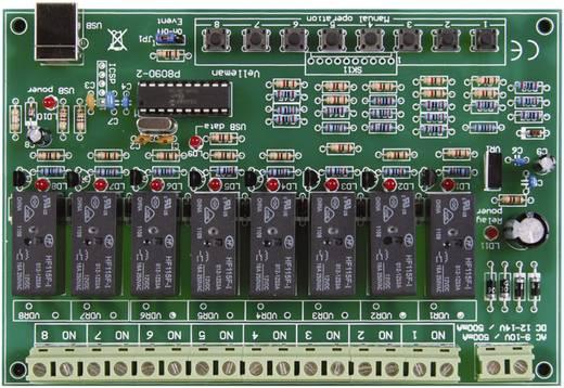 Velleman VM8090 Relaiskaart Module 9 V/DC, 12 V/DC