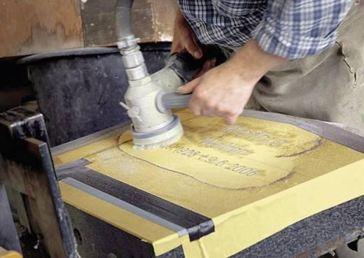 tesa Schilderstape Geel (l x b) 10 m x 50 mm Rubber Inhoud: 1 rollen