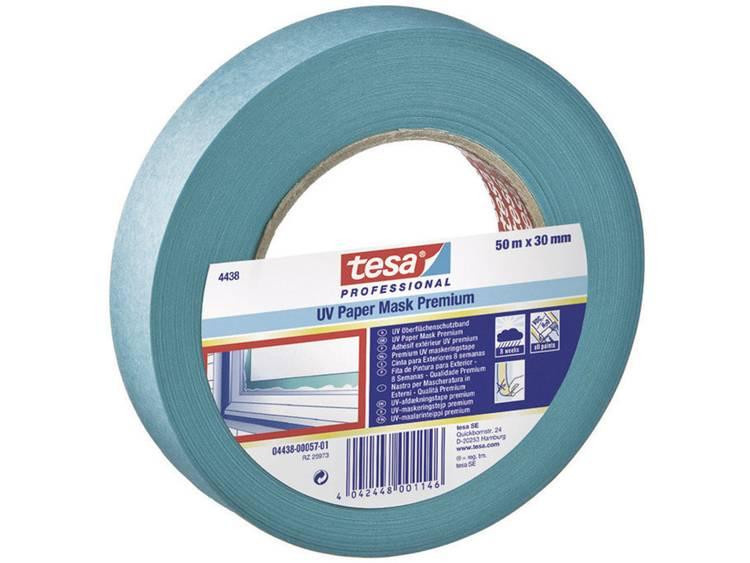 tesakrepp 4438 12 weken UV (l x b) 50 m x 25 mm Blauw 4438-15-00 TESA Inhoud: 1 rollen