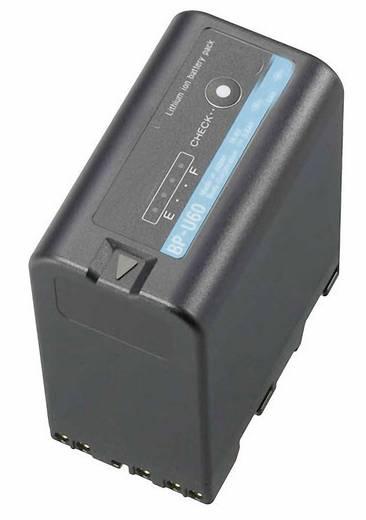 Conrad energy Camera-accu Vervangt originele accu BP-U60 14.8 V 5200 mAh