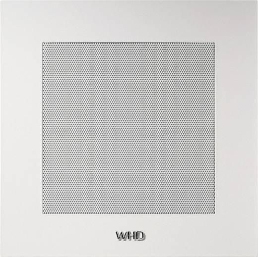 WHD KBA Basic afdekking wit vierkant