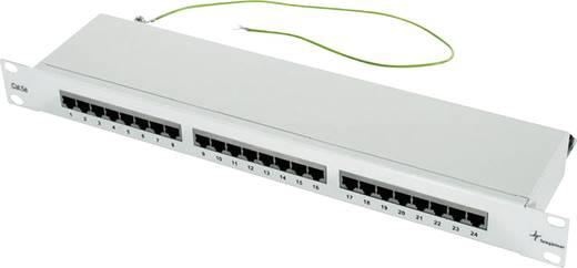 Telegärtner J02023B0017 24 poorten Netwerk-patchpanel CAT 5e 1 HE