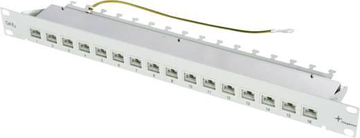 Telegärtner J02022A0050 16 poorten Netwerk-patchpanel CAT 6A 1 HE