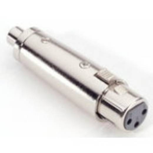 Adapterstekker Cinch F/XLR-F