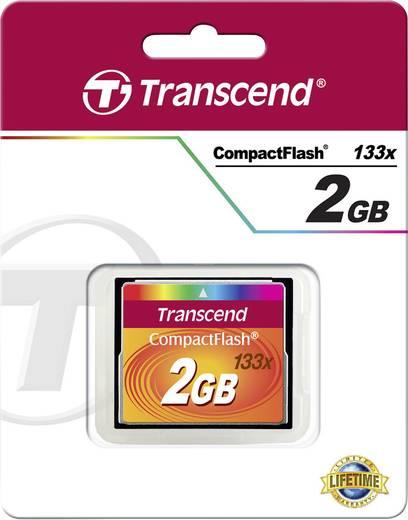 Transcend TS2GCF133 CF-kaart 2 GB