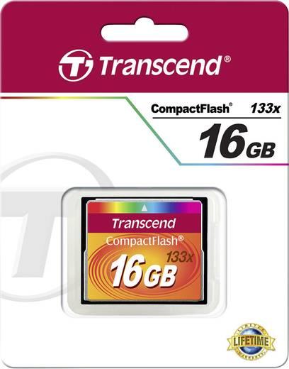 Transcend Standard 133x CF-kaart 16 GB