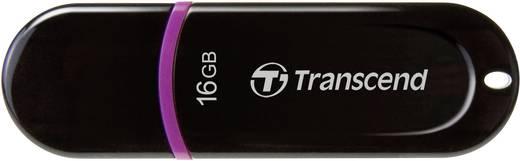 Transcend JetFlash® 300 16 GB USB-stick Lila USB 2.0