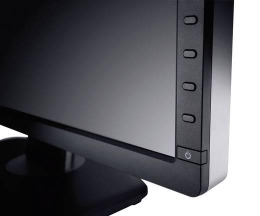 Dell UltraSharp U2412M LED-monitor 61 cm (24 inch) Energielabel n.v.t. 1920 x 1200 pix WUXGA 8 ms DisplayPort, DVI, VGA,