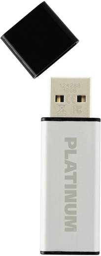 Platinum ALU 16 GB USB-stick Zilver USB 2.0