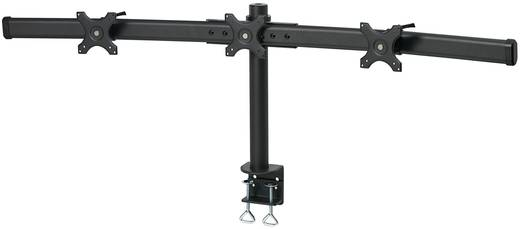 """Monitor-tafelbeugel SpeaKa Professional 28235C44 33,0 cm (13"""") - 61,0 cm (24"""") Zwenkbaar, Roteerbaar 3-voudig"""