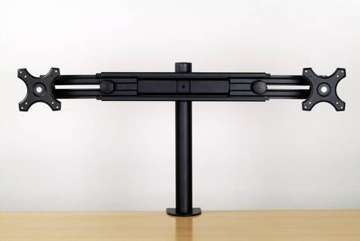"""Monitor-tafelbeugel SpeaKa Professional 28235C47 33,0 cm (13"""") - 68,6 cm (27"""") Kantelbaar en zwenkbaar, Roteerbaar 2-vou"""