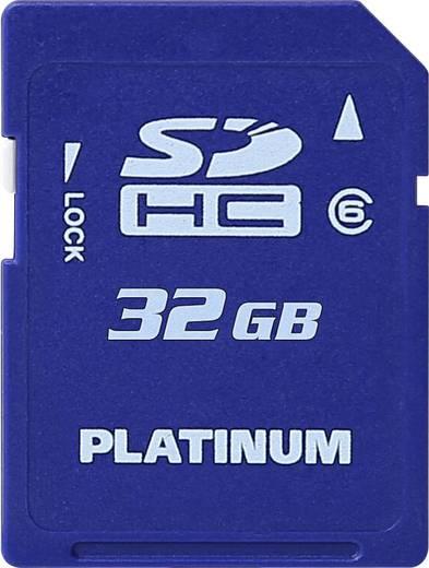 Platinum SDHC-kaart 32 GB klasse 6
