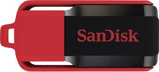 SanDisk Cruzer® Switch™ 32 GB USB-stick Zwart USB 2.0