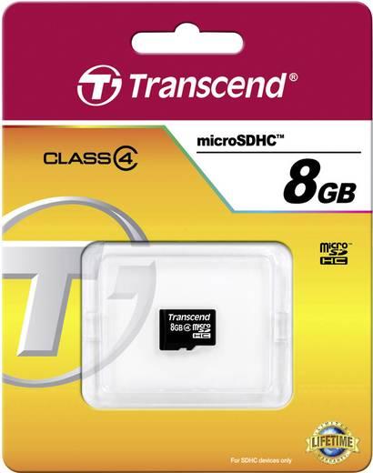 Transcend Standard 8 GB microSDHC-kaart Class 4