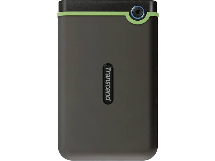 Transcend StoreJet 25M3 1 TB Externe harde schijf (2.5 inch) USB 3.0 Staalgrijs