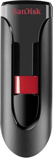 SanDisk Cruzer® Glide™ 128 GB USB-stick Zwart USB 2.0