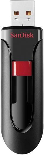 SanDisk Cruzer® Glide™ 64 GB USB-stick Zwart USB 2.0
