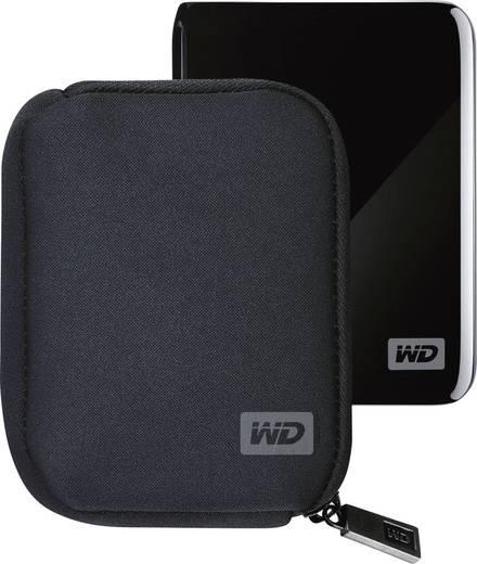 "Harde schijf-cover 2,5"" Western Digital My Passport WDBABK0000NBK-ERSN Zwart"