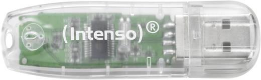 Intenso Rainbow Line 32 GB USB-stick Transparant USB 2.0