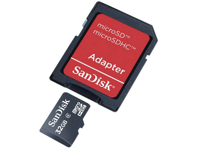 SanDisk microSDHC 32