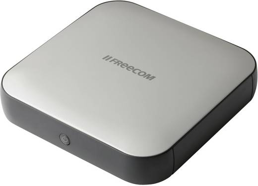 Freecom Hard Drive SQ 1 TB Externe harde schijf (3.5 inch) USB 3.0 Aluminium